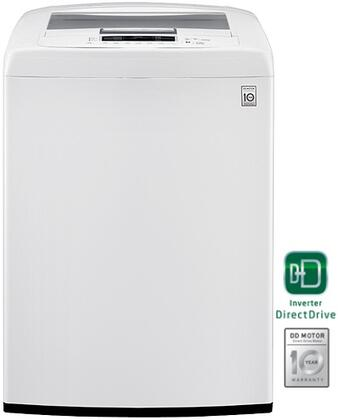 LG WT1101CW Washer, LG White Top Load Washer - Appliances Connection
