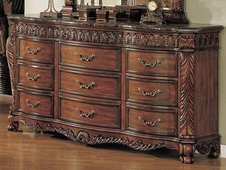 Yuan Tai NC6007DR Nicholas Series Wood Dresser