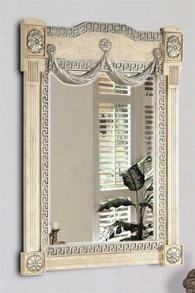 Yuan Tai VA4530M Valentine Series Rectangular Portrait Wall Mirror