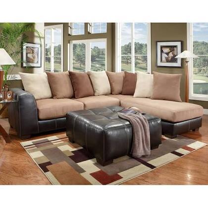 Flash Furniture 6350SECSEARIDERSADDLEGG
