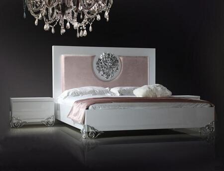 VIG Furniture LS403CCK  California King Size Platform Bed