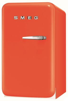 Smeg 50s Retro Style Side View