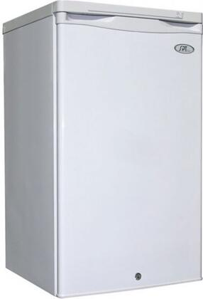 Sunpentown UF311W  Counter Depth Freezer with 2.8 cu. ft./ 87 liters Capacity in White