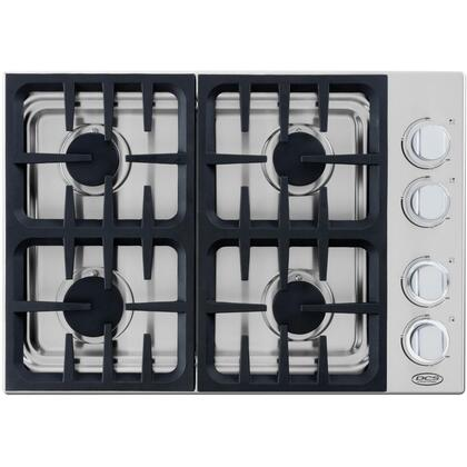DCS CDU304N  Gas Sealed Burner Style Cooktop, in Stainless Steel