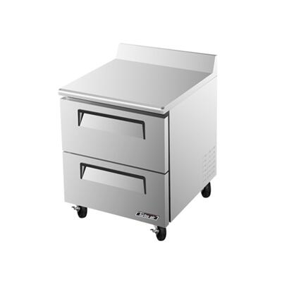 Turbo Air TWF28SDD2  Commercial Work Top Freezer