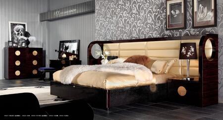 VIG Furniture AW225180K Amarni Luxury Series  King Size Platform Bed