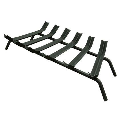 Picture of 85306 30 Wide Bar V Grates with 6 Bars  Deep 1 V Grooves and Solid 12 Square Bar Steel Construction in