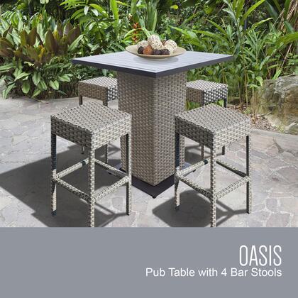 OASIS PUB BACKLESS 4