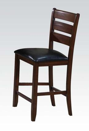 Acme Furniture 00682 Urbana Series Transitional Wood Frame Dining Room Chair