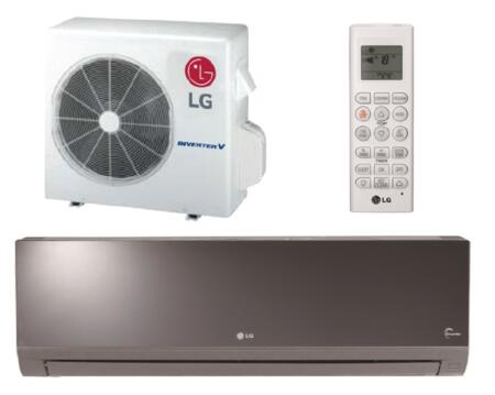 LG 704051 Single-Zone Mini Split Air Conditioners