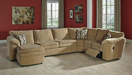 Signature Design by Ashley Coats Sleeper Details ... : ashley dune sectional - Sectionals, Sofas & Couches