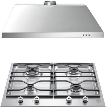 Bertazzoni 708226 Professional Kitchen Appliance Packages