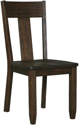Milo Italia DR46711 Tiffiny Series Casual Wood Frame Dining Room Chair