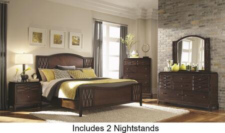 Coaster 203301Q6PC Salisbury Queen Bedroom Sets