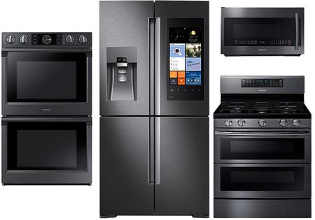 Samsung Appliance 714502 Black Stainless Steel Kitchen Appli
