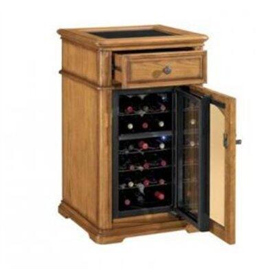 """Tresanti DC1171O1071826 23.50"""" Wine Cooler, in Premium Oak"""