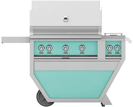 Hestan GMBR36CX2NGTQ Front View