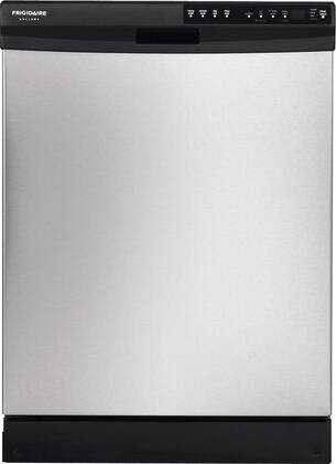 "Frigidaire FGBD2445NF 24"" Built In Full Console Dishwasher"