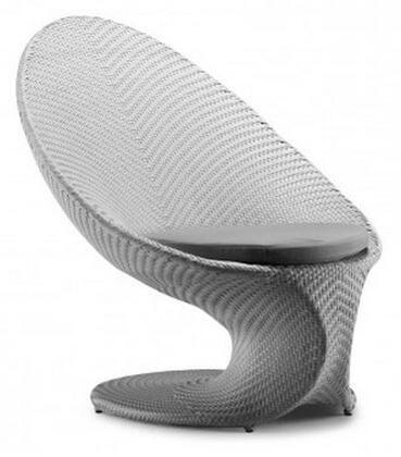 "TOV Furniture TOV60LOUNGE 38"" Lounge Chair"