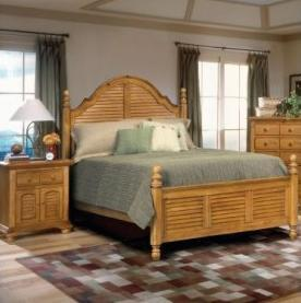 6510 66POS King Poster Bed