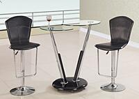 Global Furniture USA A005BT260BSBL Bar Tables