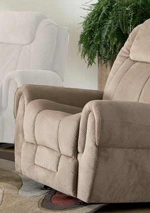 Coaster 600314 Casual Wood Frame  Recliners