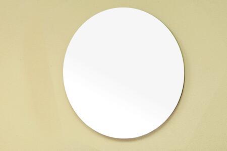Bellaterra Home 203115MIRROR  Round Bathroom Mirror