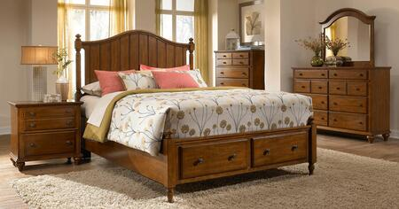 Broyhill HAYDENPANELLCKSET Hayden Place King Bedroom Sets