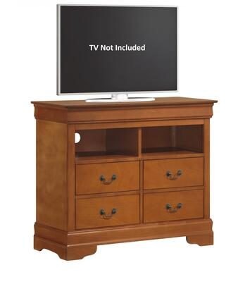 Glory Furniture G3160TV  Veneers Chest