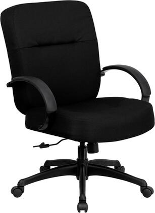 "Flash Furniture WL723ATGBKGG 27"" Adjustable Contemporary Office Chair"