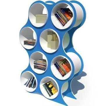 Scale 1:1 BL8 Bolla 8 Bookcase