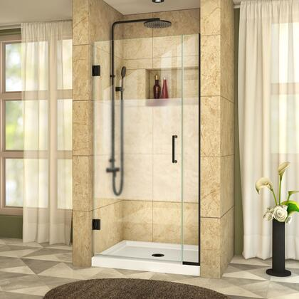 DreamLine UnidoorPlus Shower Door RS39 30 6IP 09 B HFR