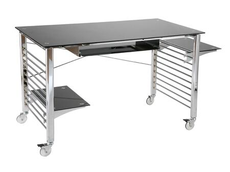 Euro Style 27202 Casual Office Desk