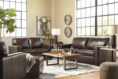 Signature Design by Ashley Morelos Living Room Set