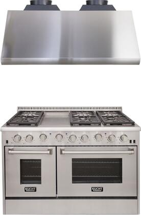 Kucht 722047 Professional Kitchen Appliance Packages