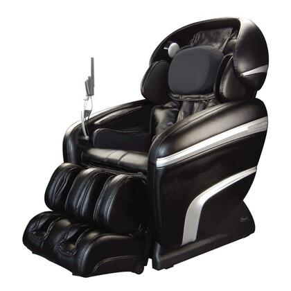 Osaki OS-7200CR Massage Chair with Zero Gravity Recline, Quad Roller Head Massage System, 48 Air Bag Massage, Chromotherapy Lighting and Multi-Layer Pillow and Padding in