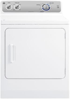 GE GTDP301ELWS  Electric Dryer, in White