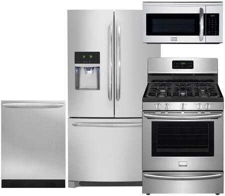 Frigidaire 343041 Gallery Kitchen Appliance Packages