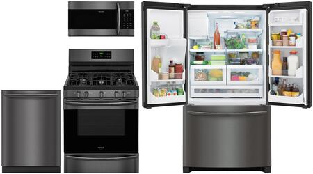 Frigidaire 767653 Gallery Kitchen Appliance Packages
