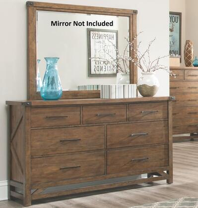 Coaster 204173 Bridgeport Series Wood Dresser