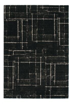 Citak Rugs 3700-075X Riverside Collection - Matrix - Charcoal