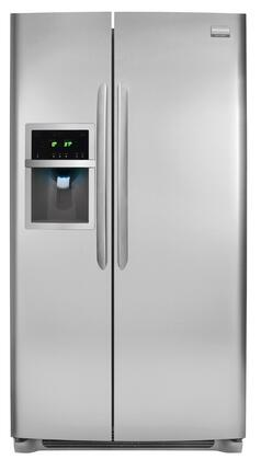 Frigidaire FGUS2647LF Freestanding Side by Side Refrigerator |Appliances Connection