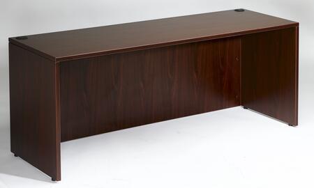 Boss N102M Traditional Office Desk