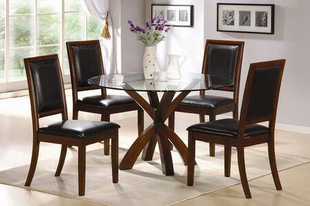 Coaster 101321SET5 Sylvania Dining Room Sets
