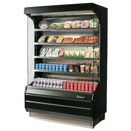 Turbo Air TOM50B  Freestanding Refrigerator