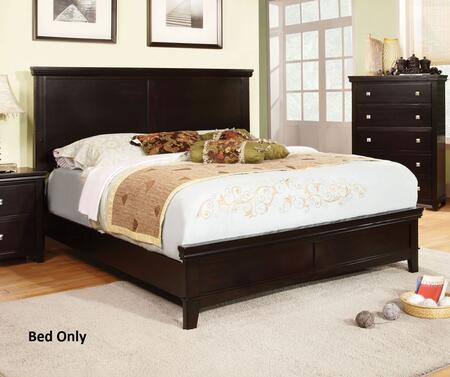 Furniture of America CM7113EXCKBED Spruce Series  California King Size Bed