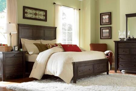 Broyhill ATTICPANELBEDCKSET5 Attic Retreat Other Bedroom Set