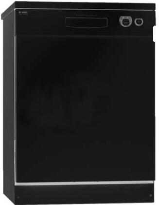 Asko D5122AXXLB  Built-In Full Console Dishwasher