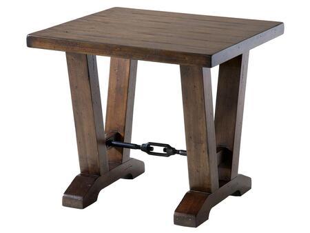 Stein World 261021 Westport Series Traditional Rectangular End Table