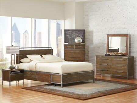 Coaster 203801KEDMCN Arcadia King Bedroom Sets